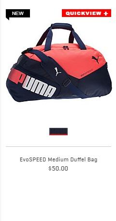 EvoSpeedDuffelbag