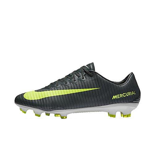 d23f84c4a5a4 Nike Men's Mercurial Vapor XI CR7 FG Soccer Cleat (Sz. 7) Purple Dynasty,  Bright Citrus. Sale! $255.00 $229.99