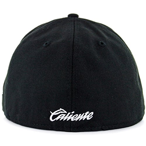 1513958511 New Era 59Fifty Hat Tijuana Xolos TJ Caliente Soccer Mexican League Black  Cap (7 3 8).  30.00 ...