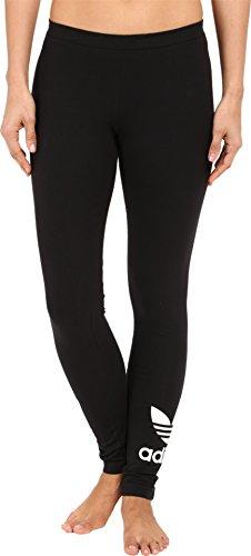 208f5d4c3b6d8 adidas Originals Women's Trefoil Leggings, Large, Black. Sale! $30.00 $25.99