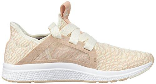 Adidas performance donne sull'orlo lux w scarpa da corsa, ash pearl / gesso