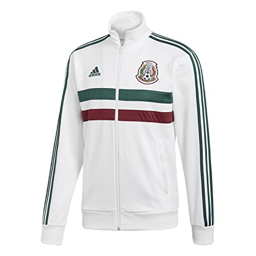747c7d3ba adidas World Cup Soccer Mexico Men s 3 Stripes Track Top